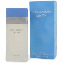 Perfume Feminino Dolce & Gabbana Light Blue 100 Ml - Edt.
