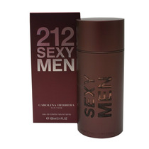 Perfume 212 Sexy Men 100ml Original E Lacrado