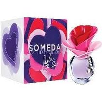 Perfume Someday By Justin Bieber 100ml Eau De Parfum Lacrado