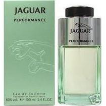 Perfume Jaguar Performance For Men 100ml Edt - Original