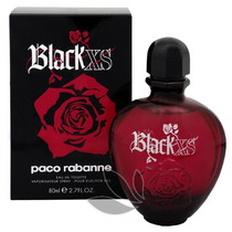 Black Xs Feminino Eau De Toilette 80ml