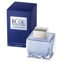 Antonio Banderas Eau De Toilette Blue Seduction 100ml