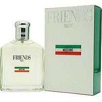 Perfume Friends- Moschino - 125ml - Masculino -novo