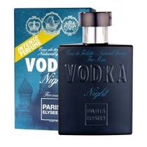 Perfume Importado Paris Elysees Vodka Night 100 Ml * Diamond
