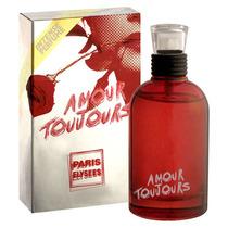 Perfume Amour Toujour Fem. Paris Elysees 100 Ml Amor Amor