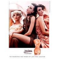 Perfume Jean Paul Gautier Classique - 100 Ml - Original -