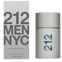 ** Perfume 212 Men Nyc Masc. Edt 100ml - Original