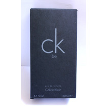 Ck Be Unissex Eau De Toilette 200ml - Calvin Klein