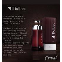 Perfume Malbec Tradicional Original Lacrado 100ml Boticario
