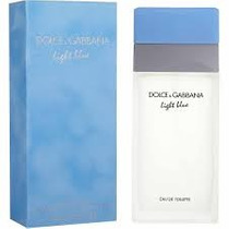 Perfume Feminino Dolce & Gabbana Light Blue 100ml Original