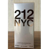 Perfume 212 Tradicional Feminino 30ml - Original