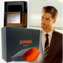 Zaad Visionnaire Eau De Parfum 95ml Original Lacrado