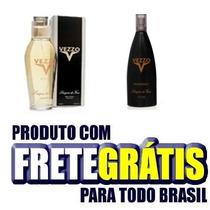 Vezzo 120ml Perfume + Desodorante Vezzo 115 Ml Masculino