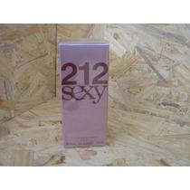 212 Sexy Feminino 60ml Original Lacrado
