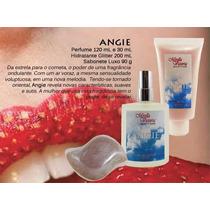 Kit Angie - Inspiração Angel - Thierry Mugler
