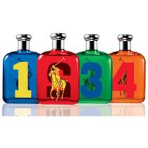 Perfumes Importados Ralph Lauren The Big Pony Collection