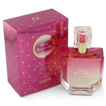 Perfume Miss Rocaille Caron Paris Edt Feminino 100ml