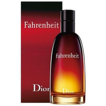 Perfume Fahrenheit Dior Edt 100ml Masculino Frete Grátis.
