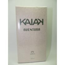 Desodorante Colônia Masculino Kaiak Aventura Natura - 100ml.
