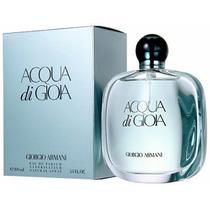 Perfume Acqua Di Gioia Eau De Parfum Feminino Armani 100ml