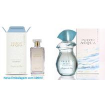 Inizzio Acqua Perfume 100ml Lacqua Di Fiori Mais Barato - Lr