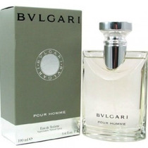 Perfume Bulgari Pour Homme-edt-100ml-frete Grátis-100% Orig.