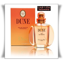 Perfume Dune De Christian Dior Feminino 100 Ml Edt - Lua Lou