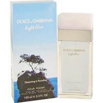 Perfume Light Blue Dreaming In Portofino Feminino 100ml Edt