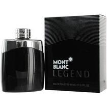 Perfume Mont Blanc Legend For Men 100ml Edt - Original