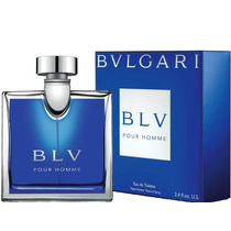 Perfume Bvlgari Blv Men 100 Ml - Original E Lacrado!