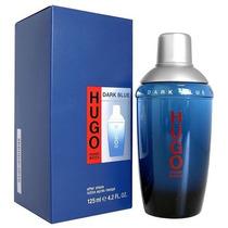 Perfume Hugo Dark Blue Masculino 75 Ml Eau De Toilette