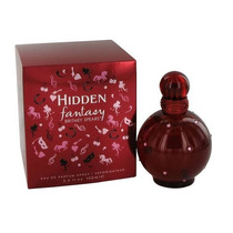 Perfume Fantasy Hidden Feminino 100ml Edp - Original-lacrado
