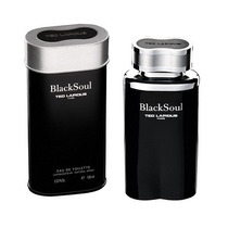 Perfume Black Soul Masculino 100ml Edt - Ted Lapidus
