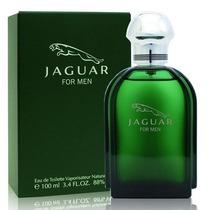 Perfume Jaguar Masculino 100ml Eau De Toilette