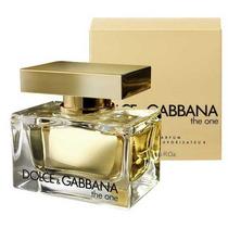 Perfume Feminino Dolce & Gabbana The One 50ml Importado Usa