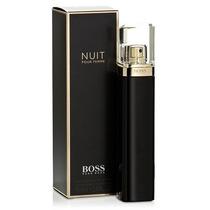 Perfume Boss Nuit Pour Femme 75ml Eau De Parfum