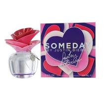 Perfume Someday Fem 100ml Edp - Justin Bieber #2941