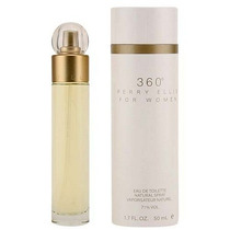 Perfume Feminino 360 Graus For Women Edt 100ml -perry Ellis