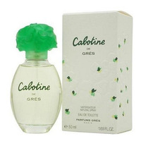 Perfume Cabotine 100ml- Parfums Gres Paris Feminino