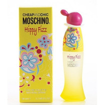 Perfume Hippy Fizz Feminino 100ml Eau De Toilette - Moschino