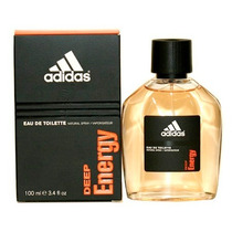 Perfume Deep Energy Adidas Masculino 100ml Edt
