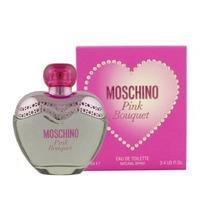 Perfume Moschino Pink Bouquet 100ml Feminino Eau De Toilette