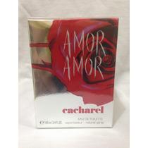 Perfume Amor Amor 100ml-edt- Otimo Preço Com Frete Gratis