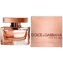 Perfume Rose The One 75ml Eau De Parfum - Dolce & Gabbana