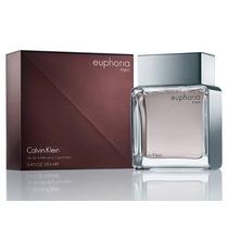 Perfume Euphoria Men 100ml Calvin Klein Original Lacrado