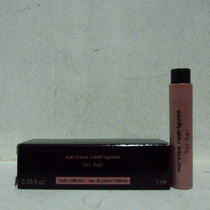 Narciso Rodriguez For Her Musc Amostra 1 Ml - Frete Grátis