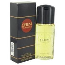 Perfume Opium Pour Homme Yves Saint Laurent Original Import
