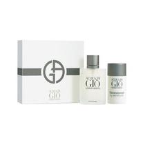 Perfume Masculino Acqua Di Gio Giorgio Armani 100ml+déo 75gr