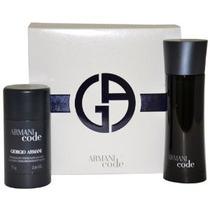 Perfume Masculino Armani Code Giorgio Armani 75ml+ Déo 75g