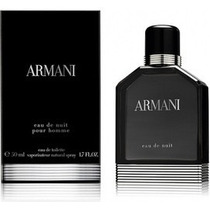 Perfume Armani Eau De Nuit Edt 50ml Masculino Frete Grátis